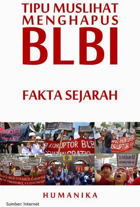 skandal kasus BLBI Megawati Soekarno Putri