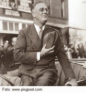 Franklin Delano Roosevelt; Politikus Sejati