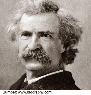 Mark Twain alias Samuel Langhorne Clemens