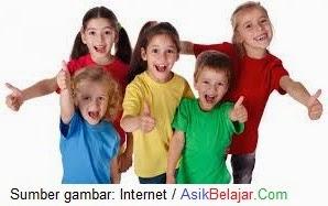 Karakter Anak Masa Sekolah Dasar (8-10 Tahun)