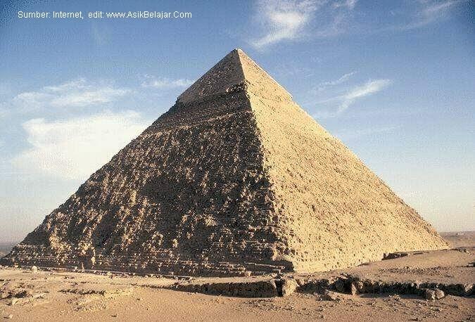 Mengenal Piramide; Sejarah dan Penyebarannya