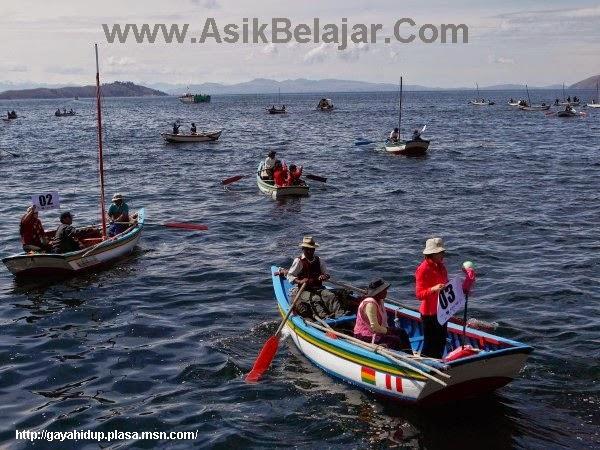 Bolivia; Negara Di Atas Awan