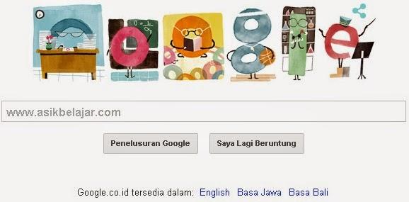 Google Rayakan Hari Guru Nasional