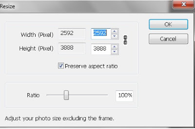 Merubah Ukuran Foto di Photoscape