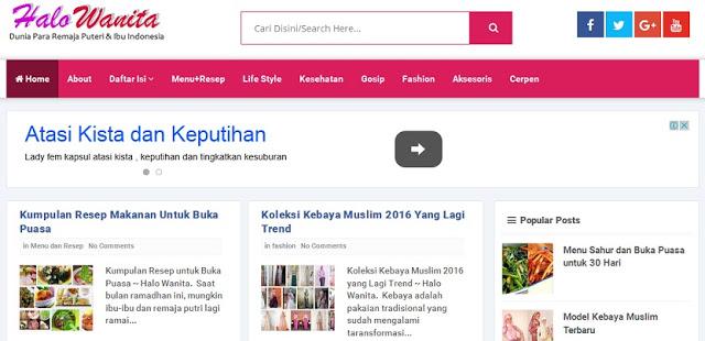 Kata Kunci dan Platforms yang Digunakan Selama Ramadhan