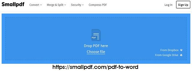 2 Aplikasi PDF Converter Online yang Layak Anda Coba