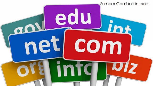 Istilah dan Macam Ekstensi Domain (TLD)