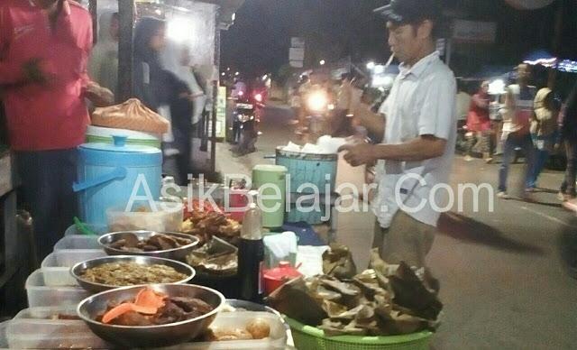 Pasar Tungging Keramat Raya Banjarmasin Timur