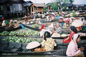Mengenal karakter suku Banjar